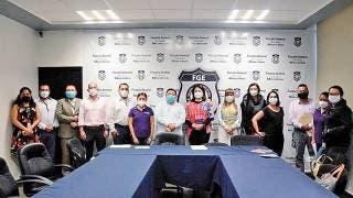 Coordinan labor para proteger a la mujer en Morelos  2