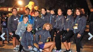 Mujeres deportistas morelenses participaron en una competencia 2
