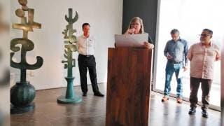 Alistan festejo del museo Juan Soriano 2