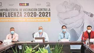 Hay condiciones para regresar a naranja en Morelos: Barón 2