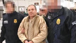Alistan cadena perpetua para 'El Chapo' Guzmán 2