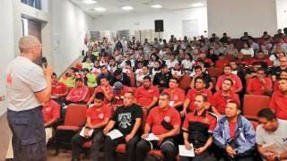 Capacitan especialistas de Estados Unidos a corporaciones de emergencias de Morelos 2