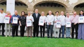 Otorgan distintivo Tesoros de México a nueve empresas 2