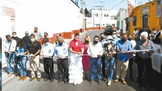 Inauguran en Morelos nueva imagen de histórico acueducto 2