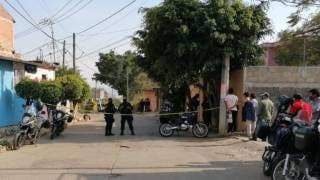 Matan a balazos a pareja en fonda de Ahuatepec, Cuernavaca 2