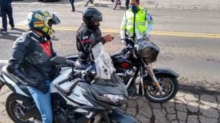 Endurecen revisiones contra motociclistas en la México-Cuernavaca 2