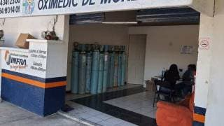 Entran a negocio y roban 12 tanques de oxígeno medicinal en Zacatepec, Morelos 2
