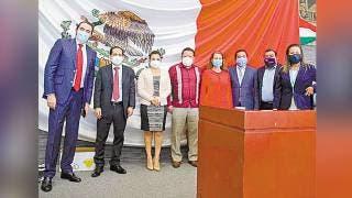 Afirma Ojeda que en el Ejecutivo de Morelos están abiertos al diálogo 2