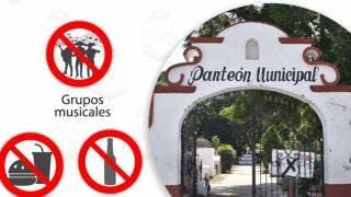 En estos horarios estarán abiertos los panteones de Jiutepec para Días de Muertos 2