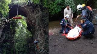 Muere paramédico de Yecapixtla tras caer a barranca; iba a rescate de motociclista 2