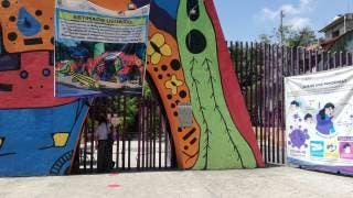 Echan para atrás apertura de Parque Barranca Chapultepec de Cuernavaca 2