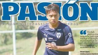 Víctor Sámano, buscará llegar a Primera División 2