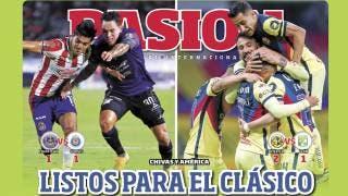Chivas y América: listos para el clásico 2