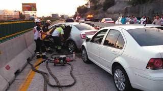 Revelan plan para foto multas en Paso Express 2
