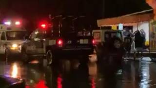 Muerto a balazos en taquería de Teopanzolco, Cuernavaca 2