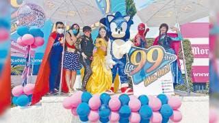 Festejan a los niños de Morelos en La 99.1 FM 2