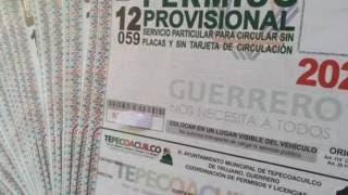 Permisos de Guerrero son falsos e ilegales; autos ya no podrán circular con ellos en Morelos 2