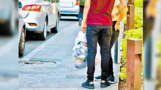 Restringen supermercados de Morelos bolsas de plástico 2