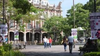Reabrirán al 70% a partir de este lunes plaza de armas de Cuernavaca 2