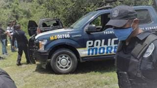 Detienen a 2 hombres que le dispararon a un policía en Yautepec, esta mañana 2
