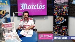 DIARIO DE MORELOS INFORMA A LAS 8AM MIERCOLES 23 DE JUNIO 2021 2
