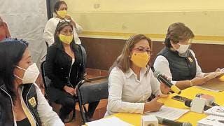 Presenta PRD Morelos Agenda Legislativa de Mujeres 2