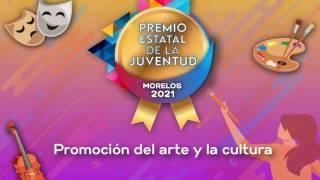 Preparan el Premio Estatal de la Juventud en Morelos 2