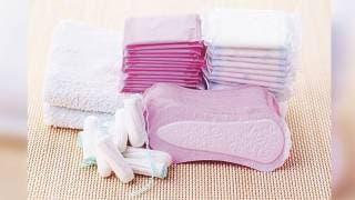 Aprueban distribución gratuita de toallas sanitarias en escuelas