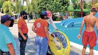 Saldo blanco en Semana Mayor, afirma Protección Civil 2