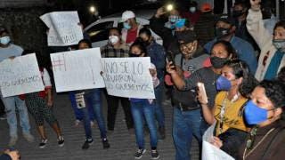 Atiende Ortiz Guarneros a familiares de 2 desaparecidos en Yautepec 2