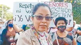 Defienden habitantes de Coatetelco elección municipal, ante TEEM 2
