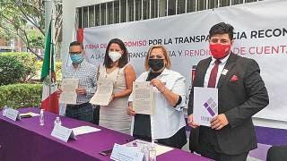 Cumple PT al 100% con ley de transparencia en Morelos 2
