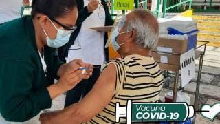 Inició vacunación contra COVID19 en Puente de Ixtla 2