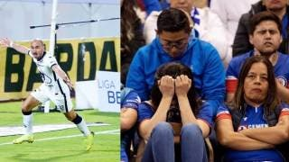 Otra vez la maldición cae en Cruz Azul: pierde 0-4 y avanza Pumas a la gran final 2