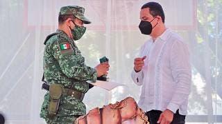 """Entregan la Presea """"Puño y Fuerza"""", que nació tras el sismo del 19S de 2017"""