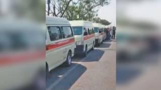 Exigen transportistas rampa de frenado en la carretera México-Cuautla 2
