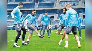 Madrid y Bilbao, por el otro pase 2