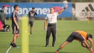 Realiza Tata Martino primer entrenamiento con el Tricolor 2