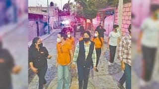 Buscarán puntos de riesgo para mujeres en la Barona, Cuernavaca 2
