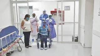"""Supera José COVID-19 en el hospital """"Dr. José G. Parres"""" 2"""