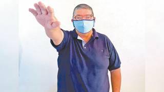 Toman protesta en Jiutepec a Isidro García como regidor 2