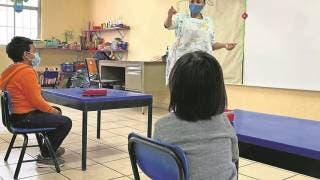 Se han contagiado casi 10 mil menores en el país tras regreso a clases 2