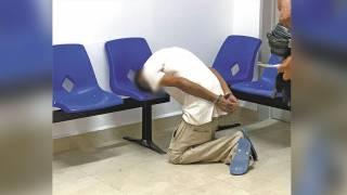 Sorprenden a reo que pretendía fugarse en el Hospital Parres de Cuernavaca 2