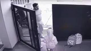 Así secuestraron a niño de 7 años en la puerta de su casa
