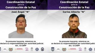 Sujetos robaron más de 1 millón de pesos en farmacia de Cuernavaca 2