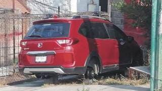 Aseguran un auto robado en Jiutepec 2