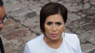 Acepta Rosario Robles ser testigo colaborador de la FGR 2