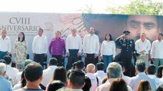 Recuerdan ideales del Plan de Ayala 2