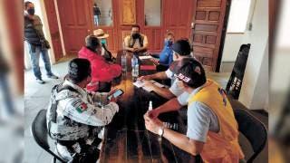 En marcha acciones sanitarias en municipios afectados por lluvias en Morelos