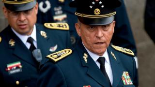 Detienen en Los Ángeles a Salvador Cienfuegos, ex titular de Sedena de Peña Nieto 2